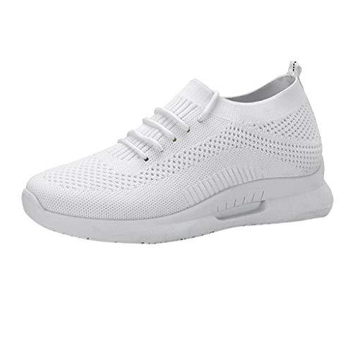 ODRD Sandalen Shoes Lässige Breathable Turnschuhe der Art und Weisefrauen Freizeitschuhe Student Laufschuhe Schuhe Strandschuhe Freizeitschuhe Turnschuhe Hausschuhe -