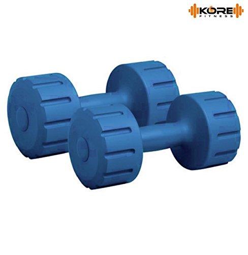 Kore  K-DM-PVC-2KG-COMBO16 Dumbbells Kit  available at amazon for Rs.247