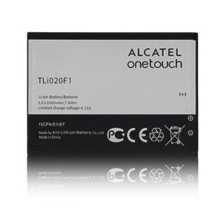 Original Akku Alcatel TLI020F1für One Touch 6036Idol 2Mini S 2000mAh Li-Ion Bulk