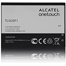 BATTERIA ORIGINALE ALCATEL TLI020F1 per ONE TOUCH 6036 IDOL 2 MINI S 2000 mAh LI-ION BULK