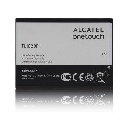 Original Akku Alcatel TLI020F1für One Touch 6036Idol 2Mini S 2000mAh Li-Ion Bulk (One Idol Alcatel Touch Handy Mini)
