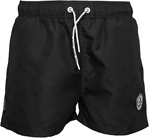 Unfair Athletics DMWU Swim Short Herren schwarz, M (Herren Shorts Athletic)