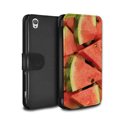 stuff4-pu-leather-wallet-flip-case-cover-for-sony-xperia-xa-watermelon-sliced-design-juicy-fruit-col