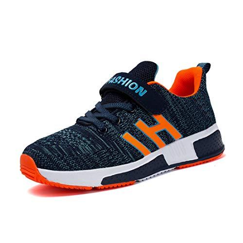 Goalsse Niños Zapatillas de deporte de los zapatos corrientes Deportes ShoeCasual zapatillas de deporte...