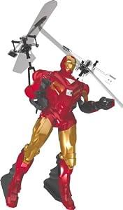 Giro Iron Man Volador