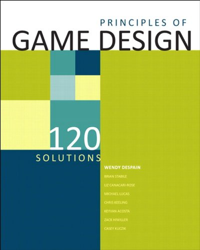 100 Principles of Game Design (English Edition) por DESPAIN