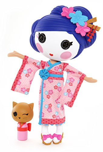 MGA Entertainment - Bambolina con kimono Lalaloopsy