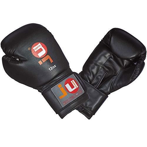 Boxhandschuhe Training schwarz