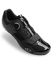 Road shoes Amazon Neri Giro Uomo Scarpe Da Ciclismo Factor Techlace kwOPn0