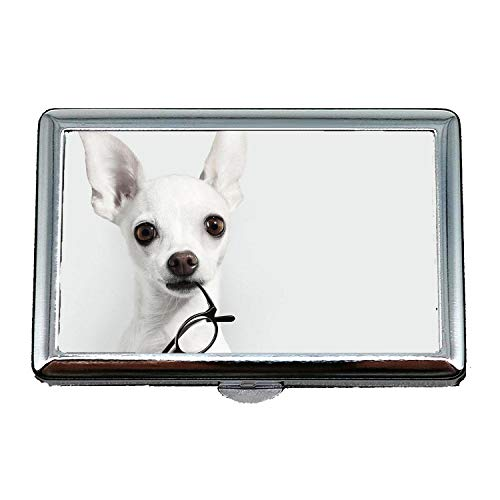 Portasigarette/Scatola, Stop Simpatici Cani, Porta biglietti da visita