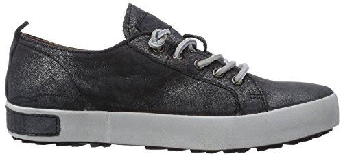 Blackstone Jl20, Sneakers Basses Femme Noir (Black)