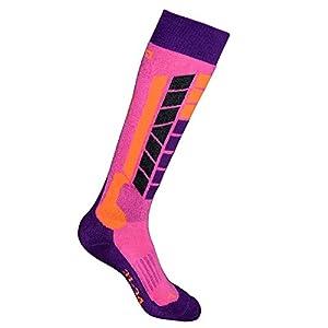 Soared Kinder Winter Ski Snowboard Skifahren Socken Hoche Leistungs Thermisch Warm 2 Paar