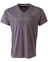 Pierre Cardin Mens New Season Essential Classic Fit V-Neck T-shirt