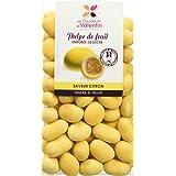 Les douceurs de Valentin Fruite Citron 250 g - Lot de 2