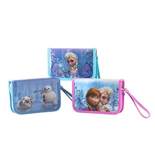 PDP Nintendo Disney Frozen -Die Eiskönigin Tasche Kindergartentasche Handtasche für Nintendo 3DS XL