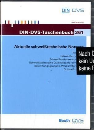 Schweißtechnik, Tl.12 : Aktuelle schweißtechnische Normen für Personal, CD-ROM Schweißprüfung, Schweißverfahrensprüfung, schweißtechnische Qualitätsanforderungen, Bewertungsgruppen, Werkstoffgruppen, Schweißzusätze. Für Windows 98 SE/ME/NT 4.0/2000