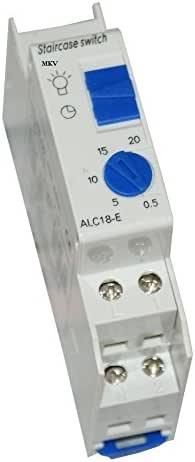 Escalier lumière automate cage d/'escalier automate Escalier lumière terminaux Relais Minuterie