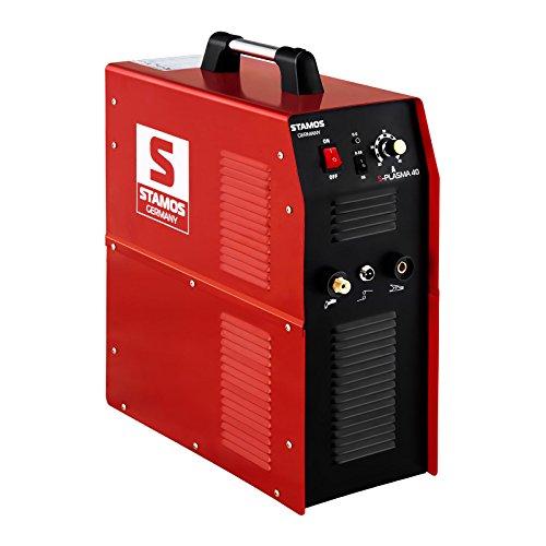 Stamos Germany - S-PLASMA 40 - Découpeur plasma