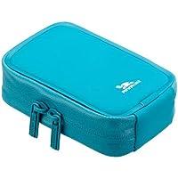 Rivacase Riva 1400 LRPU Antishock Digital Case for Digital Camera - Shallow Blue