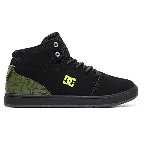 DC Shoes Crisis High SE - High-Top Shoes for Boys - Hi Tops - Jungen (Dc-schuhe Für Kids High-tops)