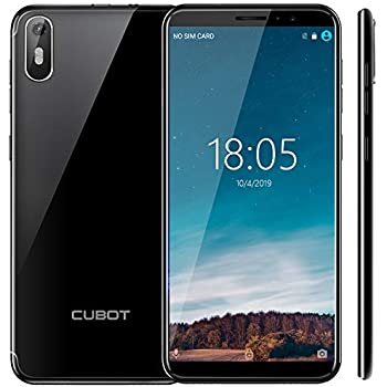 """CUBOT J5 2019 Android 9.0 Smartphone Libre 3G 5.5"""" 18:9"""