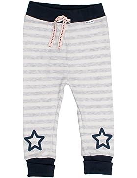 SALT AND PEPPER Baby-Jungen Hose Nb Trousers Bear Stripe