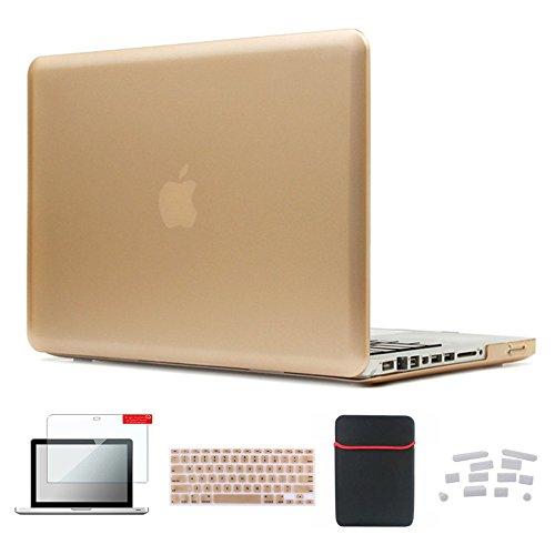 Preisvergleich Produktbild Se7enline M-C0016 Schutzhülle, macbook pro 13 with Retina(Model A1502/A1425), gold
