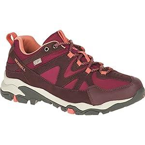 418MF2F0IlL. SS300  - Merrell Women's Tahr Bolt Waterproof Low Rise Hiking Shoes