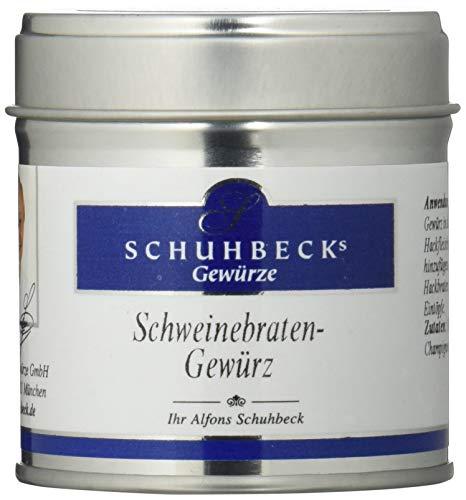Schuhbeck Schweinebraten Gewürz, 3er Pack (3 x 45 g) -