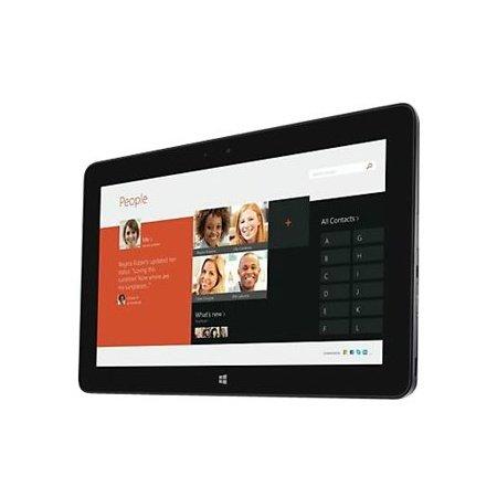 Dell Venue 11 Pro 7140-4364 27,4 cm (10,8 Zoll) Tablet-PC (Intel Core M 5Y10C, 2GHz, 4GB RAM, 128GB SSD, Win 8.1) schwarz