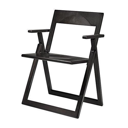 magis-aviva-klappstuhl-mit-armlehnen-schwarz-lackiert-mit-filzgleitern
