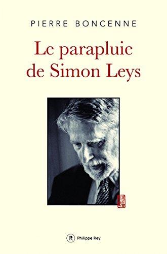 Le Parapluie de Simon Leys
