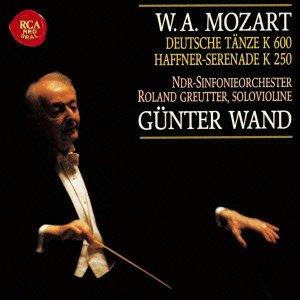 Mozart:Haffner-Serenade & Deut