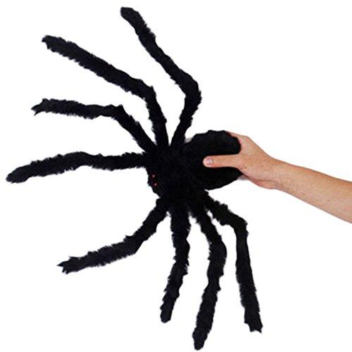 inne Halloween Dekoration kreative Multicolor 75Schwarz (Halloween Spinne Dekorationen)