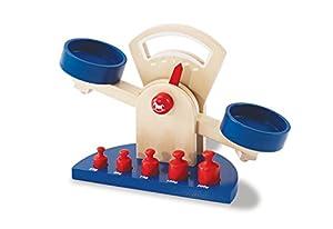 PINOLINO 229410 Cocina y Comida Juego de rol - Juegos de rol (Cocina y Comida, 3 año(s), 8 año(s), Niño/niña, Azul, Rojo, Madera, Madera)