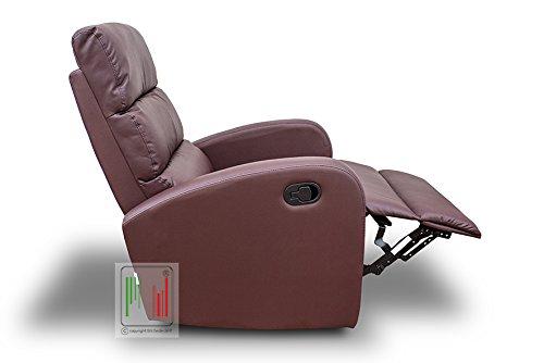 Letto Con Schienale Morbido : Stil sedie poltrona reclinabile recliner con tre livelli di