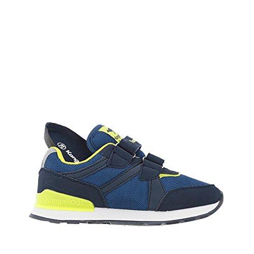 Kangaroos Sneaker Blau
