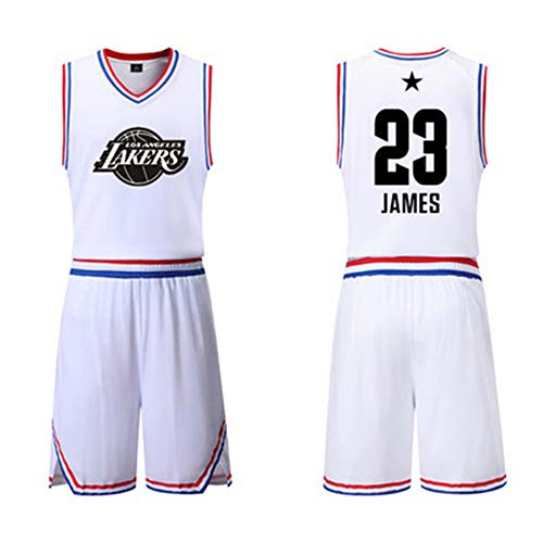 NBA Fan Jersey 2019 All-Star-Basketballanzug James # 23 Curry # 30 Durant Harden Jersey Sports Compassionate - All-star-jersey