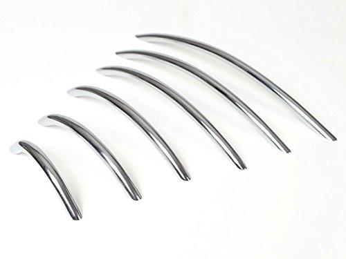 SO-TECH® Möbelgriff Bogengriff BG01 Chrom BA 160 mm - Chrom Griff