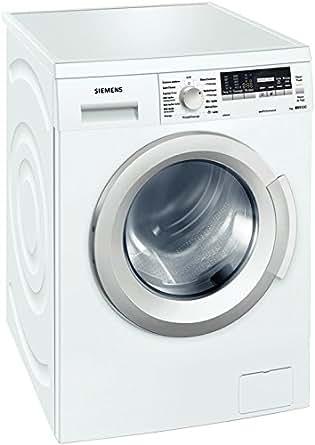Siemens WM14Q460FF machine à laver - machines à laver (Autonome, Blanc, Devant, 7 kg, 1400 tr/min, A)
