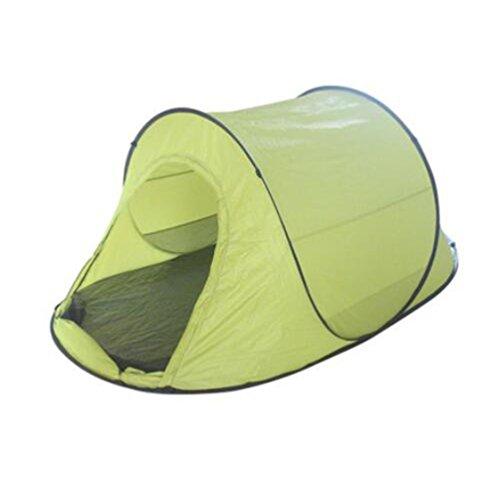 outdoor tent Automatische Freie Aufstellungsgeschwindigkeit Offenes Zelt Im Freien Ultra Heller Bootstyp Dumping Kampierender Strandcampingzelt 2-3 Leute