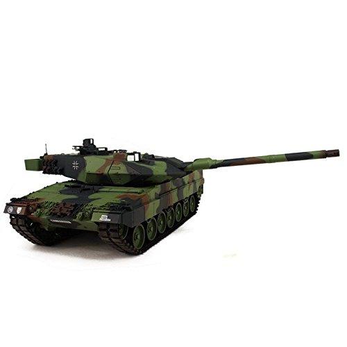Torro Leopard 2A6 Panzer 2.4 Ghz 1/16 Torro-Edition - 5