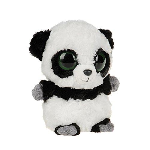 YooHoo & Friends - Peluche Panda, 13 cm, color blanco y negro...
