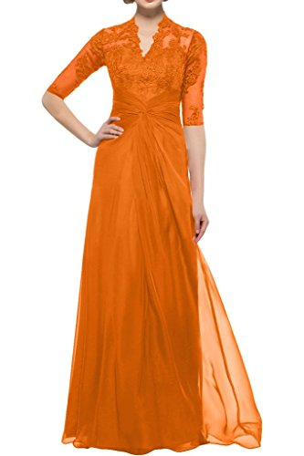 Missdressy - Robe - Femme Orange