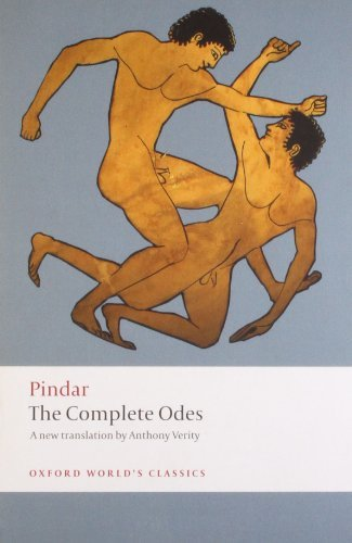 The Complete Odes (Oxford World's Classics) by Pindar (2008-10-15)