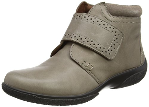 Hotter Women Daydream Ankle Boots, Grey (Flint), 6 UK 39 EU
