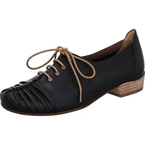Everybody  30509f2296-4, Chaussures de ville à lacets pour femme Bleu