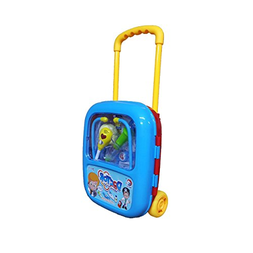 Vaibhav Doctor Medical Kit Set With Light & Sound Effects Doctor Suitcase Toy
