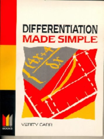 Differentiation Made Simple (Made Simple Series)