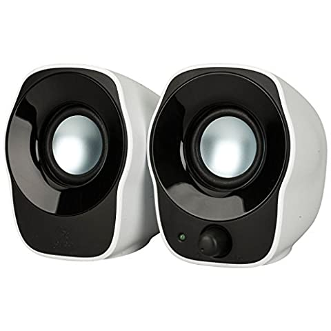 Logitech Z120 Laptop Speakers 3.5mm USB